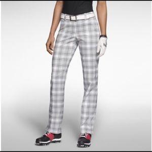 Nike Golf Tour Performance gray pants size 4